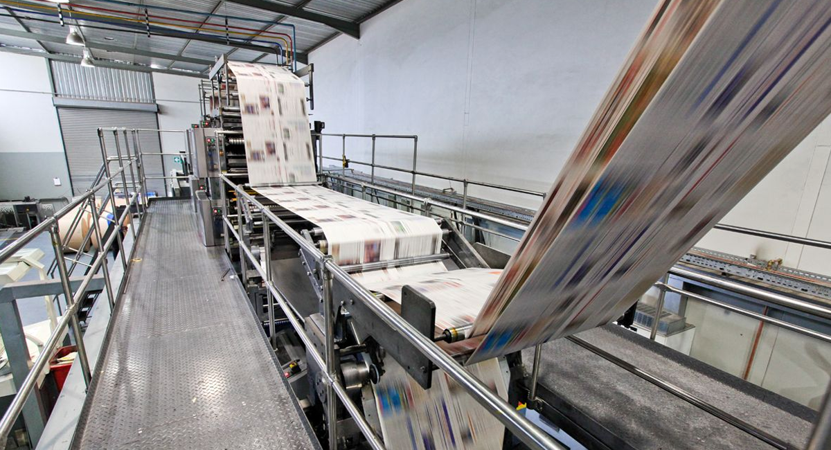 Supply and Delivery of 145 Metric Tons of Newsprint Paper